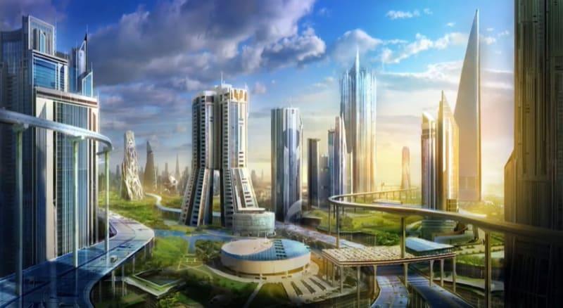 Elon City