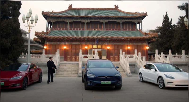Tesla vs gouvernement chinois