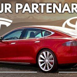 Partenariat Tesla et Toyota?