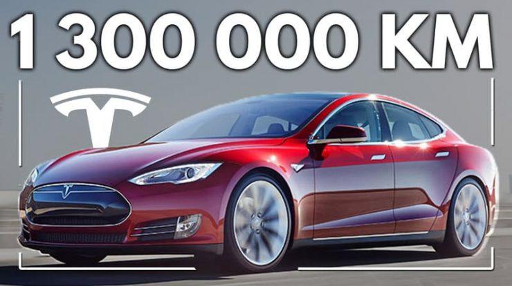 Une voiture électrique qui a roulé plus de 1,3 millions de kilomètres?