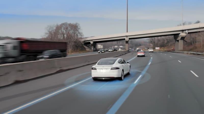 Tesla supprime le radar