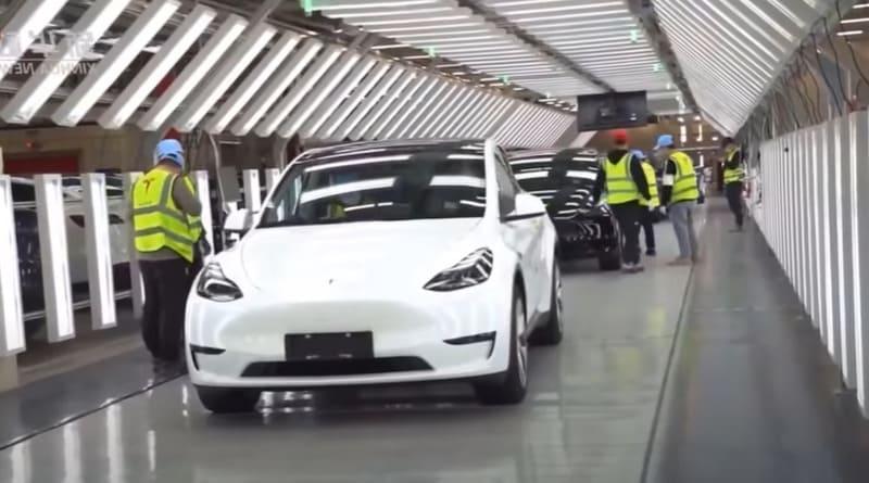 Tesla & Giga Shanghai