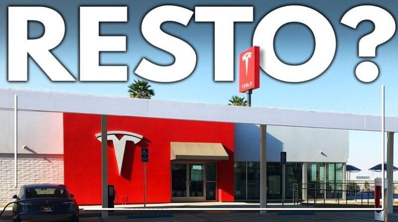 Tesla restaurant